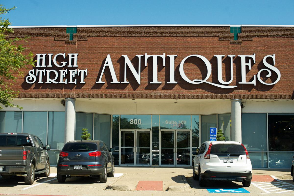 Plano Antique Mall & Shop | Antique Stores Plano | High