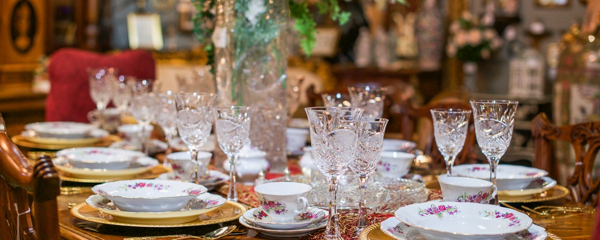 8 Elegant Thanksgiving and Holiday Table Settings & 8 Elegant Thanksgiving and Holiday Table Settings | High Street DFW